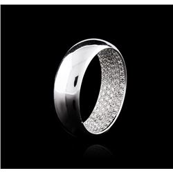 Platinum 1.42 ctw Diamond Ring
