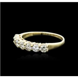 14KT Yellow Gold 1.26 ctw Diamond Ring
