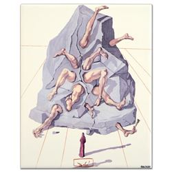 The Simonists by Dali (1904-1989)