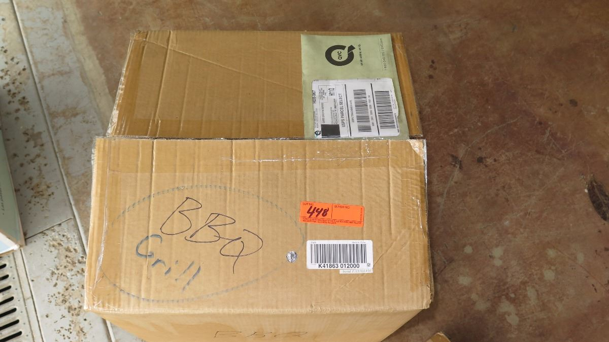 Image 5 New Masterbuilt Electric Patio Grill Still In Box