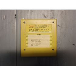 FANUC A02B-0076-K001 PC Cassette A *Plastic Panel Missing*