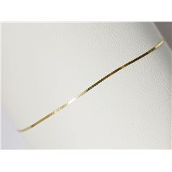 #41-14KT YELLOW GOLD BRACELET