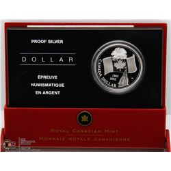 RCM 2005 PROOF SILVER DOLLAR