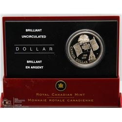 RCM BRILLAINT UNCIRCULATED 2005 DOLLAR COIN