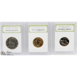 USA QUARTERS AND DOLLAR SET