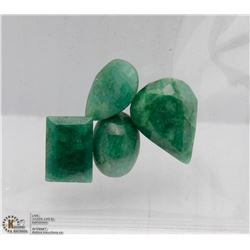 #26 NATURAL GREEN EMERALD STONE
