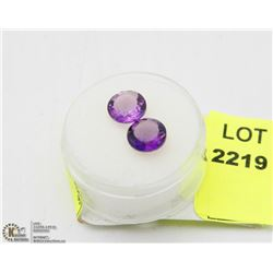 #61  NATURAL PURPLE AMETHYST GEMSTONE 3.5CT