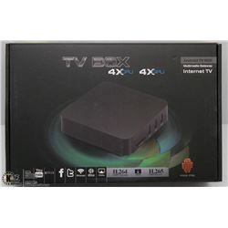 NEW ANDROID TV BOX MULTIMEDIA GATEWAY