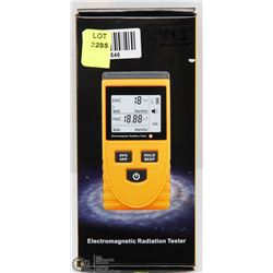 NEW ELECTROMAGNETIC RADIATION TESTER