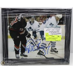 RAY WHITNEY GUARANTEED AUTHENTIC AUTOGRAPH