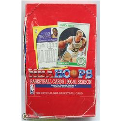 1990 - 91 NBA PROPERTIES BASKETBALL FACTORY SEALED