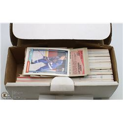 200+ ASSORTED 1989-1991 TOPPS HOCKEY CARDS