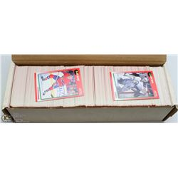 800+ NHL SCORE 1991 FULL SET HOCKEY CARDS