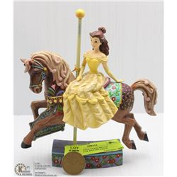 DISNEY TRADITIONS BELLE PRINCESS OF KNOWLEDGE
