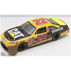 DIE CAST CFS CHAMPION 0280 CATERPILLAR 22 CAR