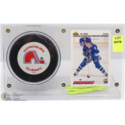 HOCKEY DISPLAY 1991/92 UPPER DECK