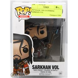 POP MAGIC THE GATHERING SARKHAN VOL