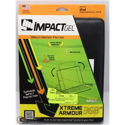 IMPACT GEL 360 ROTATING STAND EXTREME ARMOUR FOR