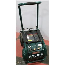 ROLAIR SYSTEMS AIR COMPRESSOR