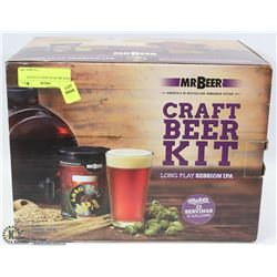 NEW MR. BEER CRAFT BEER KIT