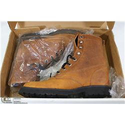 JAMA OLD WEST SIZE 4 BROWN BOOTS