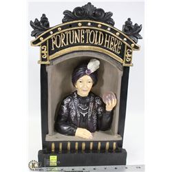 BATTERY OPERATED FORTUNE TOLD HERE
