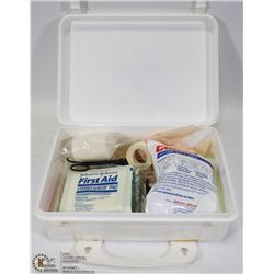 FIRST AID BOX WITH CONTENTS