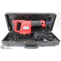 CORDLESS 18 VOLT SAWZALL WITH CHARGER