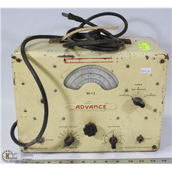 VINTAGE GENERATOR/ POWER INVERTER