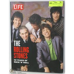 THE ROLLING STONES 50 YEARS OF
