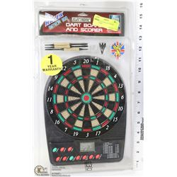 HALEX 4 PLAYER ELECTRONIC DARTBOARD
