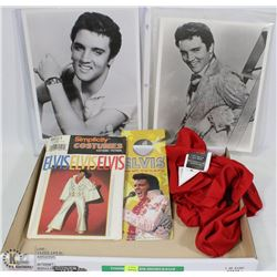 ELVIS COLLECTION 2 SCARVES, PICTURES