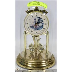 WESTMINSTER CHIMING ANNIVERSARY CLOCK