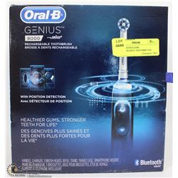 ORAL B GENIUS 8000 RECHARGEABLE TOOTHBRUSH