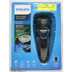 PHILIPS SERIES 5000 DRY SHAVER