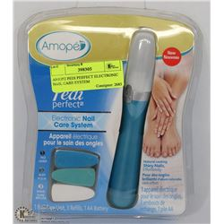 AMOPE PEDI PERFECT ELECTRONIC NAIL CARE SYSTEM