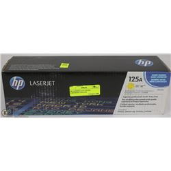 HP LASERJET 125A PRINTER CARTRIDGE YELLOW