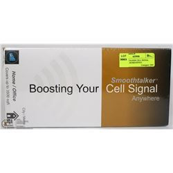 SMOOTH TALKER CELL SIGNAL BOOSTER HOME/OFFICE