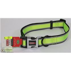 "KONG L/XL REFLECTIVE COLLAR 18""-30"""