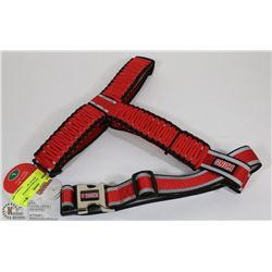 "KONG ADJUSTABLE HARNESS LARGE GIRTH 24""-30"""