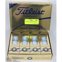 TITLEIST NX TOUR S GOLF BALLS