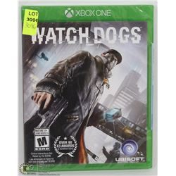 XBOX ONE WATCH DOGS FACTORY SEALED GAME
