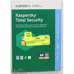 KASPERSKY TOTAL SECURITY PROTECTION
