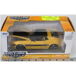 BIGTIME MUSCLE 1973 FORD MUSTANG MACH 1 SCALE 1:24