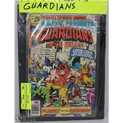 "#5 1976 TWENTY FIVE CENT MARVEL ""GUARDIANS"" COMIC"