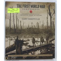 COLLECTIBLE THE FIRST WORLD WAR REMEMBERED