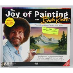THE JOY OF PAINTING W/ BOB ROSS
