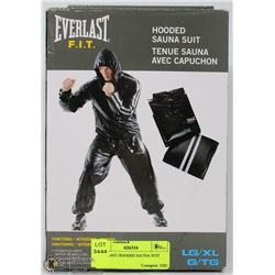 EVERLAST HOODED SAUNA SUIT
