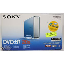 SONY DVD +/-2 20X REWRITABLE DRIVE DRX-840U