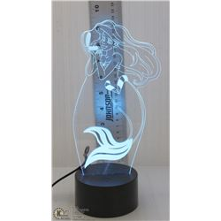 NEW LED THE LITTLE MERMAID NIGHTLIGHT